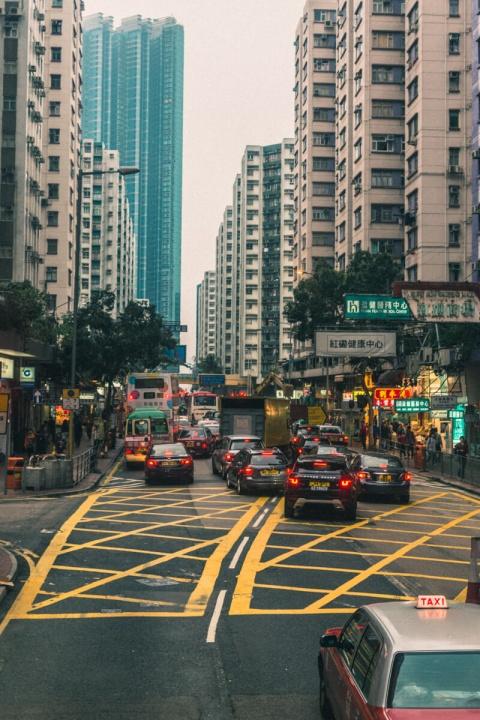 香港 市内