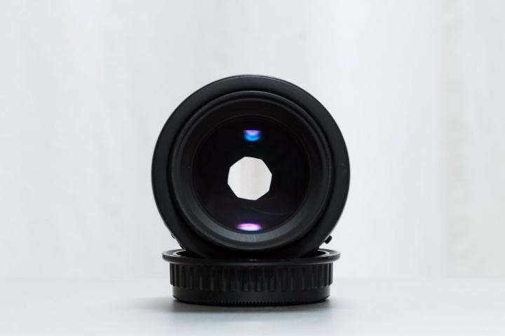 単焦点レンズ F4