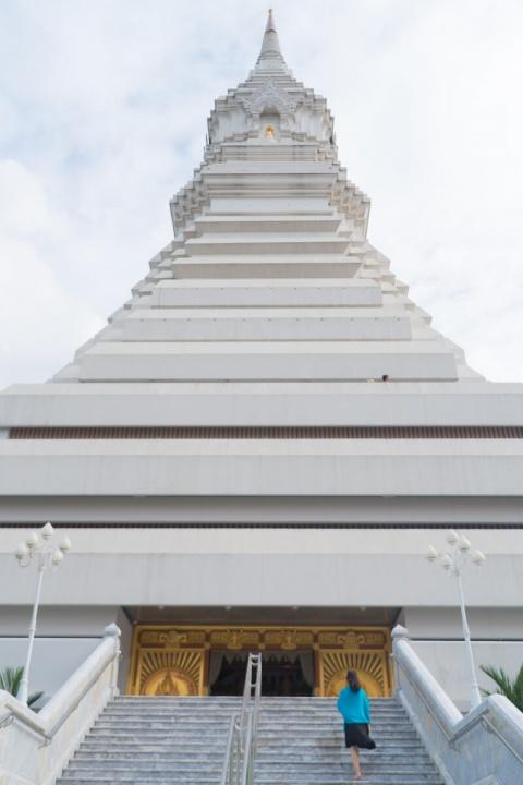 ワット・パークナム(Wat Paknam)外観