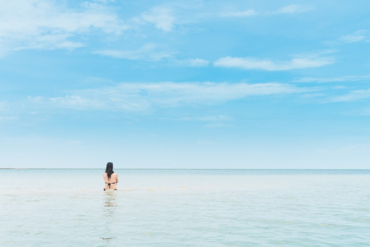 TIKITIKIビーチ