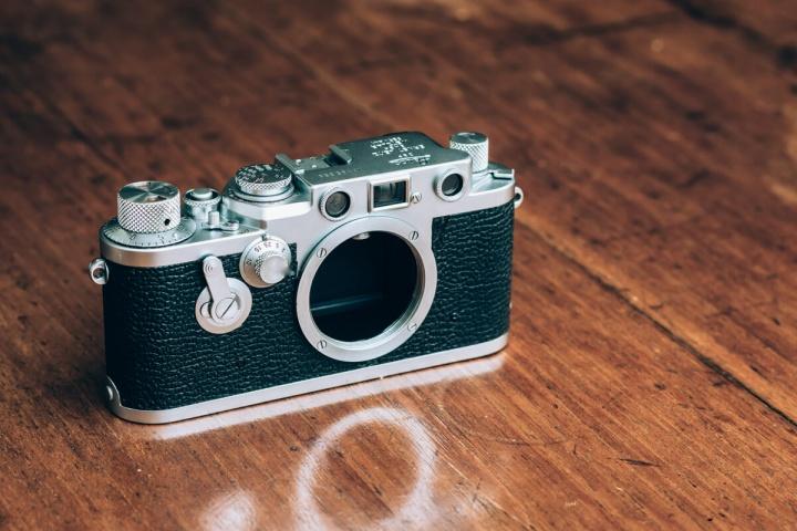 バルナックライカ Leica IIIf (3f)